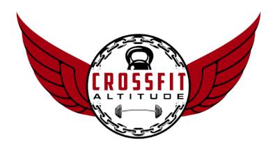 Crossfit Altitude
